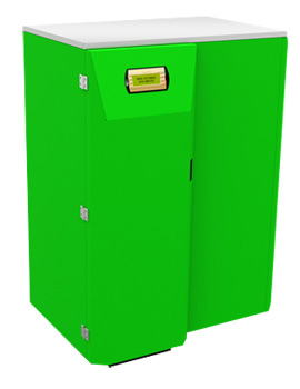 Пеллетный котёл Kostrzewa Compact Bio Lux 12 кВт